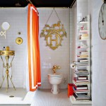 Fabulous  Eclectic Bathroom Shower Curtains and Matching Accessories Photo Inspirations , Gorgeous  Eclectic Bathroom Shower Curtains And Matching Accessories Picute In Bathroom Category