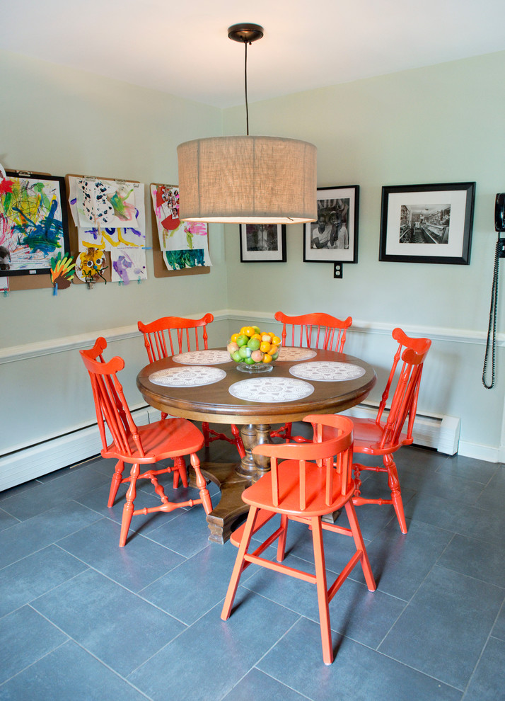 Dining Room , Wonderful  Eclectic Kitchen Tables Chairs Picture : Fabulous  Eclectic Kitchen Tables Chairs Photo Ideas