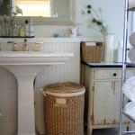 Fabulous  Farmhouse Small Glass Shelf for Bathroom Image Ideas , Lovely  Contemporary Small Glass Shelf For Bathroom Picute In Bathroom Category