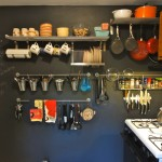 Fabulous  Farmhouse Small Kitchen Rack Image Ideas , Lovely  Eclectic Small Kitchen Rack Photo Ideas In Kitchen Category