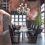 Fabulous  Industrial Glass Dining Room Table and Chairs Picture Ideas , Breathtaking  Contemporary Glass Dining Room Table And Chairs Picture In Dining Room Category