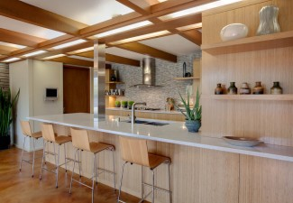 990x660px Beautiful  Midcentury Cost Of An Ikea Kitchen Remodel Picture Picture in Kitchen