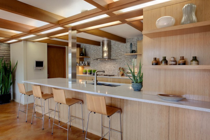 Kitchen , Beautiful  Midcentury Cost Of An Ikea Kitchen Remodel Picture : Fabulous  Midcentury Cost of an Ikea Kitchen Remodel Photos