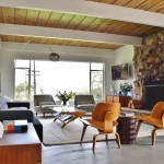 Fabulous  Midcentury Set Chairs Inspiration , Breathtaking  Midcentury Set Chairs Picture Ideas In Living Room Category