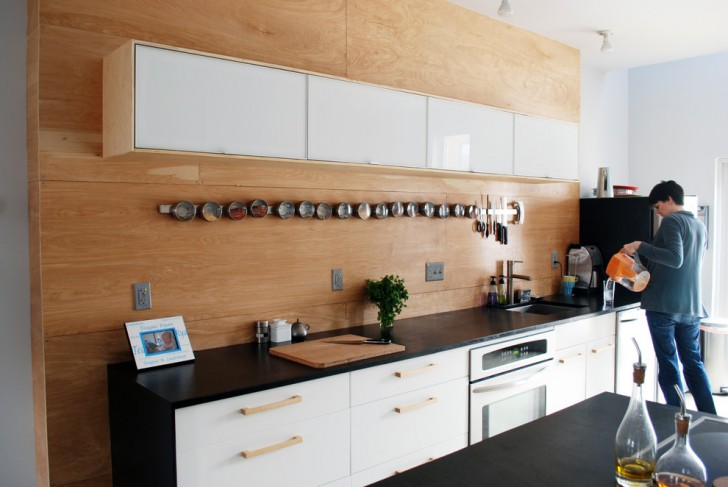Kitchen , Breathtaking  Modern Ikea Knife Holder Photo Inspirations : Fabulous  Modern Ikea Knife Holder Image