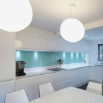 Fabulous  Modern White Kitchen Sets Photos , Lovely  Contemporary White Kitchen Sets Picture In Kitchen Category