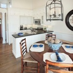 Fabulous  Traditional Kitchen Wainscoting  Image Ideas , Lovely  Transitional Kitchen Wainscoting  Ideas In Kitchen Category