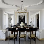 Fabulous  Traditional Set of Dining Chairs Photos , Fabulous  Eclectic Set Of Dining Chairs Image In Kitchen Category