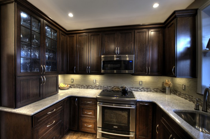 Kitchen , Beautiful  Traditional Small Microwave Carts Photos : Fabulous  Traditional Small Microwave Carts Ideas