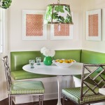 Fabulous  Transitional Corner Diner Booth Image Inspiration , Stunning  Shabby Chic Corner Diner Booth Image Ideas In Dining Room Category