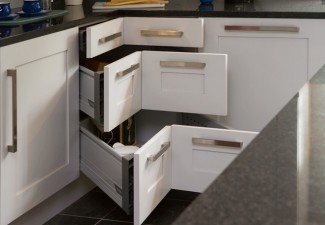 660x990px Beautiful  Transitional Kitchen Carts With Drawers Photo Ideas Picture in Kitchen