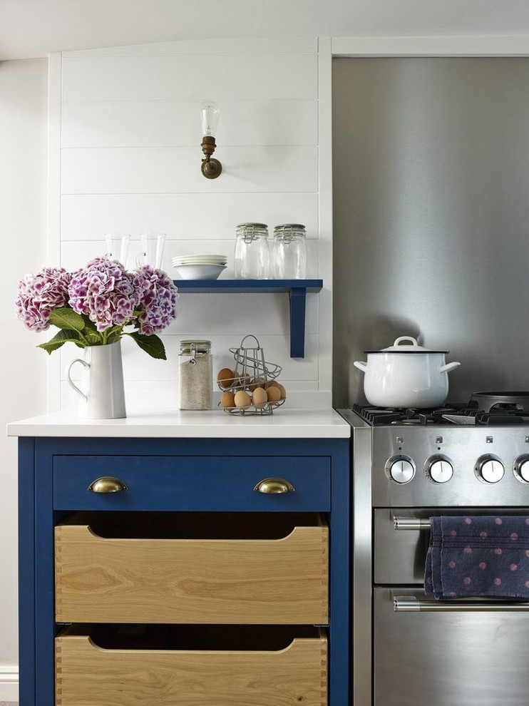 742x990px Lovely  Beach Style Kitchen Accessories Catalog Image Picture in Kitchen