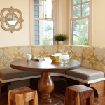 Gorgeous  Beach Style Kitchen Tables with Stools Image , Gorgeous  Eclectic Kitchen Tables With Stools Picture In Dining Room Category
