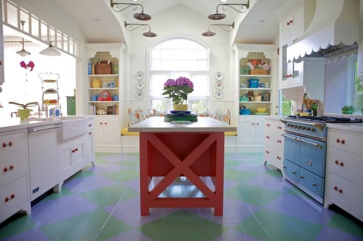 Kitchen , Gorgeous  Beach Style Standalone Kitchen Cabinets Image Inspiration : Gorgeous  Beach Style Standalone Kitchen Cabinets Inspiration