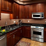 Gorgeous  Contemporary Cherry Cabinets in Kitchen Picture , Gorgeous  Traditional Cherry Cabinets In Kitchen Photo Inspirations In Kitchen Category