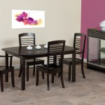 Gorgeous  Contemporary Dining Room Furniture Set Photo Inspirations , Gorgeous  Transitional Dining Room Furniture Set Picture In Dining Room Category
