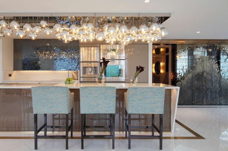 Kitchen , Beautiful  Midcentury Hgtv Kitchen Lighting  Ideas : Gorgeous  Contemporary Hgtv Kitchen Lighting  Photos