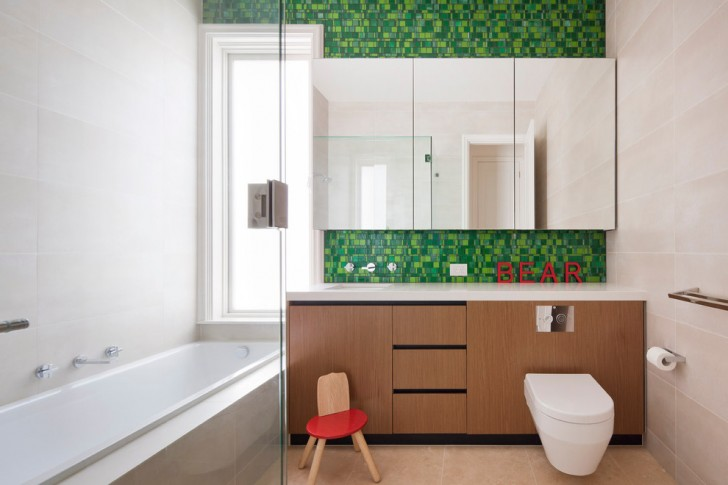 Bathroom , Stunning  Contemporary Houzz Small Bathrooms Picture Ideas : Gorgeous  Contemporary Houzz Small Bathrooms Photo Ideas