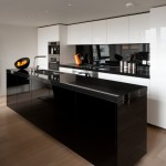 Gorgeous  Contemporary Kitchen Cabinets Black Ideas , Stunning  Rustic Kitchen Cabinets Black Image Inspiration In Kitchen Category