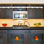 Gorgeous  Contemporary Kitchen Display Cabinets Image Ideas , Wonderful  Traditional Kitchen Display Cabinets Image In Kitchen Category