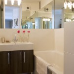 Gorgeous  Contemporary Small Bathrooms Houzz Image , Lovely  Eclectic Small Bathrooms Houzz Photo Ideas In Bathroom Category