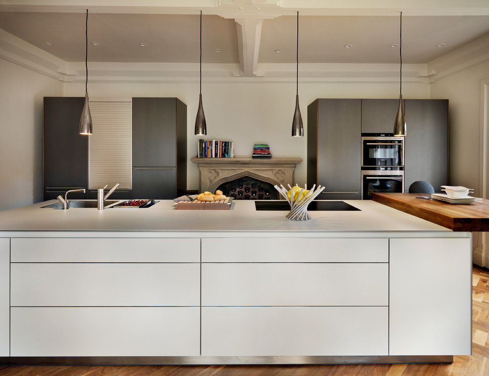 990x762px Awesome  Contemporary Wine Rack Kitchen Island Picture Ideas Picture in Kitchen
