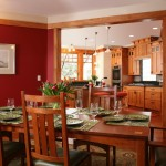 Gorgeous  Craftsman Wood Table Sets Photo Ideas , Beautiful  Craftsman Wood Table Sets Inspiration In Dining Room Category