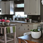 Gorgeous  Eclectic Island in Small Kitchen Inspiration , Gorgeous  Contemporary Island In Small Kitchen Image Inspiration In Kitchen Category