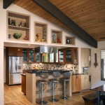 Gorgeous  Eclectic Kitchen Bars with Storage Photo Ideas , Lovely  Contemporary Kitchen Bars With Storage Image Ideas In Kitchen Category