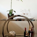 Gorgeous  Eclectic Stainless Steel Bar Cart Image Inspiration , Cool  Scandinavian Stainless Steel Bar Cart Photos In Kitchen Category