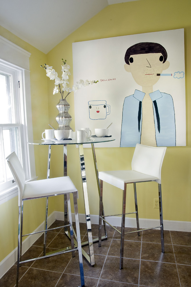 Dining Room , Stunning  Eclectic Tall Dining Sets Photos : Gorgeous  Eclectic Tall Dining Sets Image