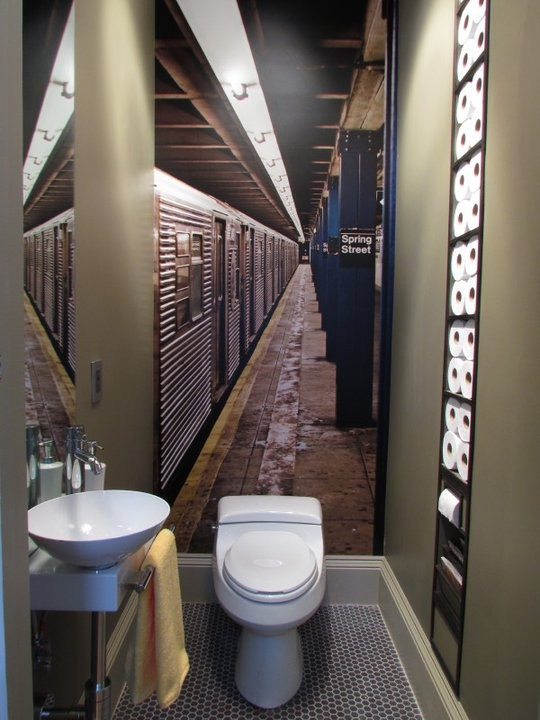 Bathroom , Wonderful  Eclectic Toilet Bowls For Small Bathrooms Photo Ideas : Gorgeous  Eclectic Toilet Bowls for Small Bathrooms Image Inspiration