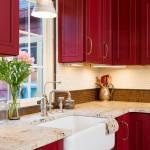 Gorgeous  Farmhouse Lapidus Gold Granite Countertops Image , Wonderful  Beach Style Lapidus Gold Granite Countertops Ideas In Kitchen Category