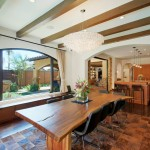 Gorgeous  Mediterranean Real Wood Tables Photos , Charming  Farmhouse Real Wood Tables Image Ideas In Kitchen Category