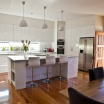 Gorgeous  Modern White Cabinets for Kitchen Photo Inspirations , Gorgeous  Transitional White Cabinets For Kitchen Image In Kitchen Category