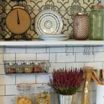 Gorgeous  Rustic Kitchen Storage Idea Photo Ideas , Breathtaking  Industrial Kitchen Storage Idea Image Inspiration In Kitchen Category