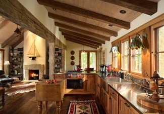 990x660px Gorgeous  Rustic Small Butcher Block Table Ideas Picture in Kitchen