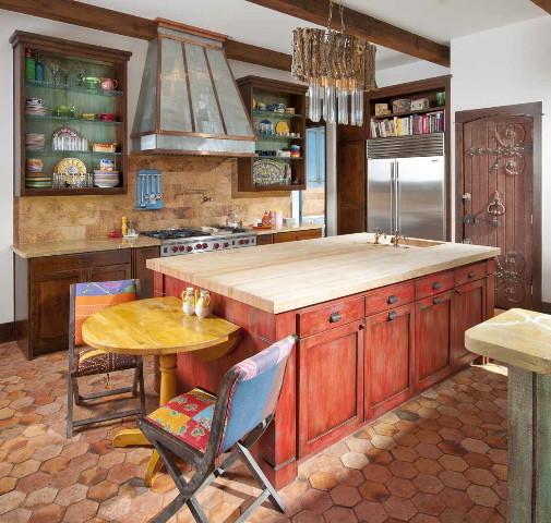 Kitchen , Fabulous  Farmhouse Granite Countertops Beaumont Texas Photo Inspirations : Gorgeous  Southwestern Granite Countertops Beaumont Texas Picture