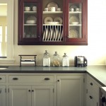 Gorgeous  Traditional Cabinet Racks Kitchen Ideas , Charming  Traditional Cabinet Racks Kitchen Photos In Kitchen Category