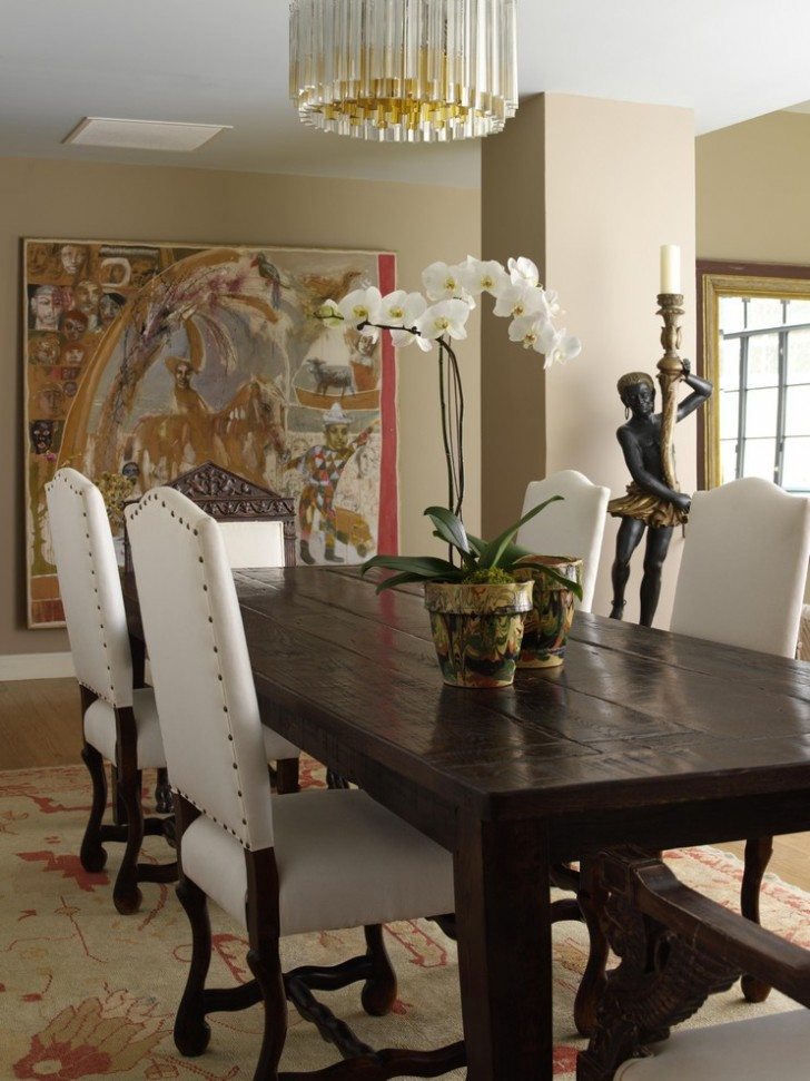 Dining Room , Breathtaking  Traditional New Dining Room Furniture Picture Ideas : Gorgeous  Traditional New Dining Room Furniture Ideas