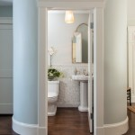 Gorgeous  Traditional Pedestal Sink for Small Bathroom Image Inspiration , Lovely  Traditional Pedestal Sink For Small Bathroom Photo Inspirations In Powder Room Category