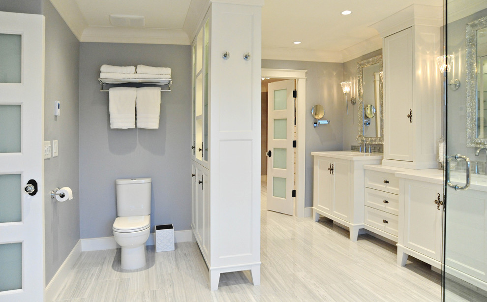 990x614px Wonderful  Traditional Room Cabinets Photo Ideas Picture in Bathroom