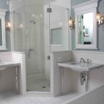 Gorgeous  Traditional Small Bathroom Designs with Shower Stall Inspiration , Charming  Contemporary Small Bathroom Designs With Shower Stall Image Inspiration In Bathroom Category
