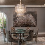 Gorgeous  Transitional Breakfast Room Sets Image Ideas , Stunning  Contemporary Breakfast Room Sets Image In Dining Room Category