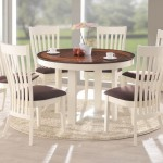 Gorgeous  Transitional Dining Set Table Inspiration , Charming  Contemporary Dining Set Table Image In Dining Room Category