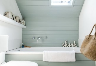 990x660px Stunning  Beach Style How To Decorate A Very Small Bathroom Inspiration Picture in Bathroom