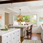 Lovely  Beach Style Kitchen Cabintets Image Inspiration , Wonderful  Traditional Kitchen Cabintets Ideas In Kitchen Category
