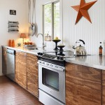 Lovely  Beach Style Kitchen Wooden Cabinets Photo Inspirations , Wonderful  Contemporary Kitchen Wooden Cabinets Picture In Kitchen Category