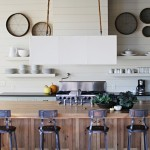 Lovely  Beach Style Solid Wood Kitchen Island Photos , Lovely  Beach Style Solid Wood Kitchen Island Picture In Kitchen Category