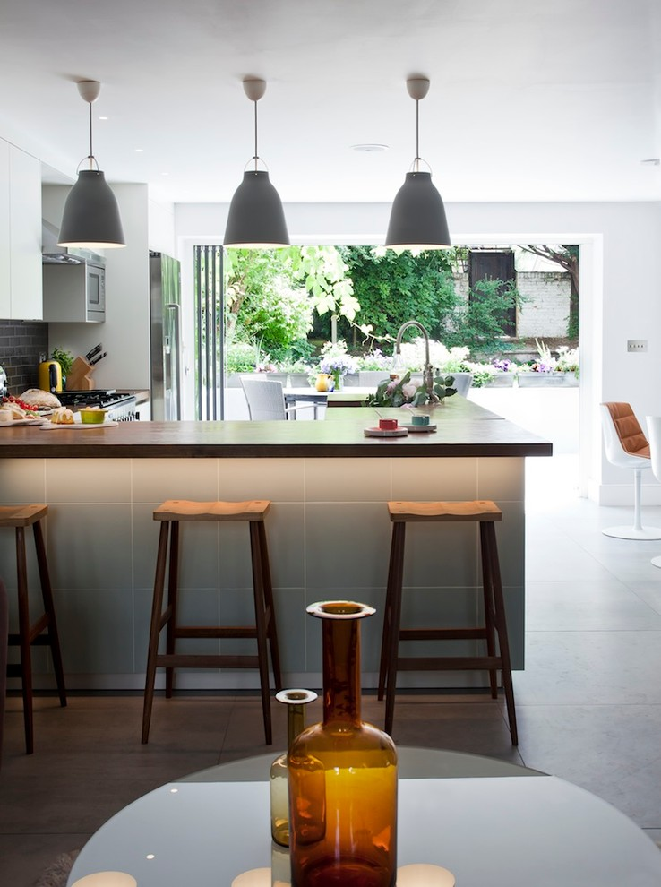 738x990px Awesome  Contemporary Bar For Kitchen Inspiration Picture in Kitchen